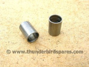 Dowel, Cylinder Barrel, Pair, Triumph Twins, 70-8751, 1959-1983